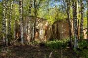 Церковь Николая Чудотворца - Каргач, урочище - Вологодский район - Вологодская область