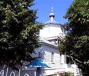 Церковь Покрова Пресвятой Богородицы - Медведово - Локнянский район - Псковская область