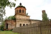 Церковь Спаса Нерукотворного Образа - Швариха - Нолинский район - Кировская область