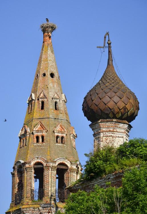 Церковь Троицы Живоначальной, Ёмсна