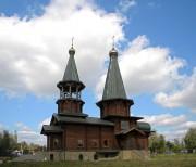 Церковь Покрова Пресвятой Богородицы - Беседино - Курский район - Курская область