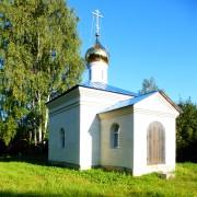 Часовня Благовещения Пресвятой Богородицы - Рясницыно - Киржачский район - Владимирская область
