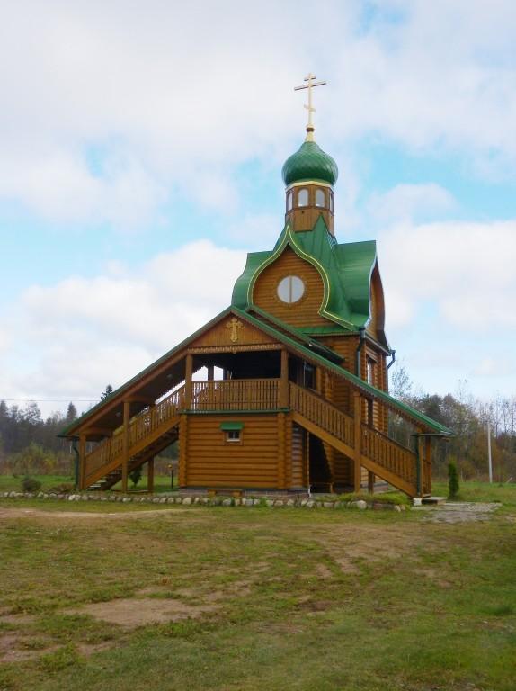 Церковь Сретения Господня, Самушкино