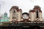 Выксунский Иверский монастырь. Собор Троицы Живоначальной - Выкса - г. Выкса - Нижегородская область