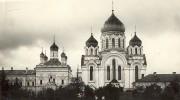 Выкса. Выксунский Иверский монастырь. Собор Троицы Живоначальной