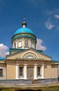 Церковь Введения во Храм Пресвятой Богородицы - Капыстичи - Рыльский район - Курская область