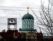 Церковь Всех Святых - Будановка - Золотухинский район - Курская область