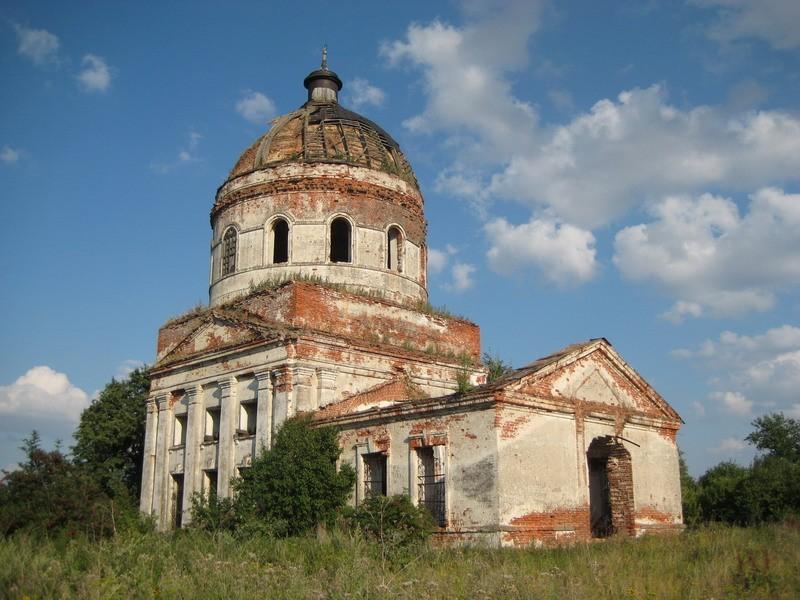 Церковь Михаила Архангела, Ризадеево