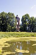 Колокольня церкви Положения честного пояса Богородицы - Богородское - Вологодский район - Вологодская область