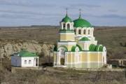Церковь Троицы Живоначальной - Дядин - Белокалитвинский район - Ростовская область