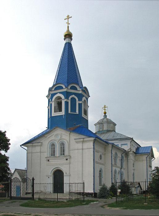 Церковь Казанской иконы Божией Матери, Томаровка