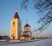 Церковь Трех Святителей - Стригуны 1-е - Борисовский район - Белгородская область