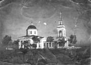 Хотмыжск. Воскресения Христова, церковь