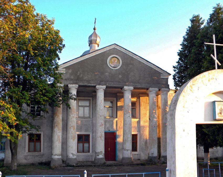 Церковь Покрова Пресвятой Богородицы, Крупец