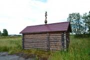 Часовня Сошествия Святого Духа - Кажма - Медвежьегорский район - Республика Карелия