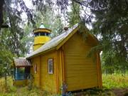 Часовня Георгия Победоносца - Утозеро - Олонецкий район - Республика Карелия