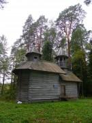 Часовня Георгия Победоносца - Пертисельга - Олонецкий район - Республика Карелия