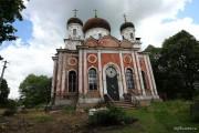 Церковь Спаса Преображения - Преображенское - Южский район - Ивановская область
