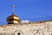 Церковь Иоанна Предтечи при ИК-6 - Омск - Омск, город - Омская область