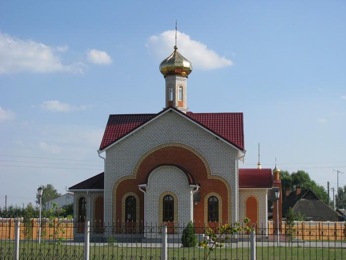 Церковь Николая Чудотворца, Домашово