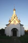 Сергиевское. Николая Чудотворца, церковь