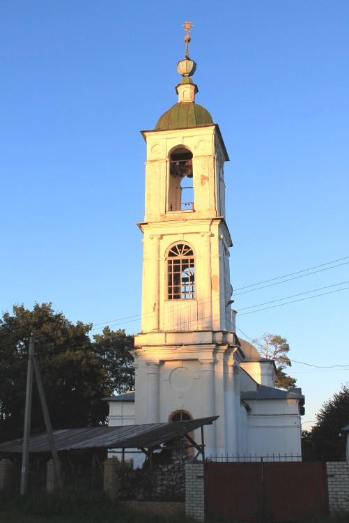 Церковь Сергия Радонежского, Сергиевское