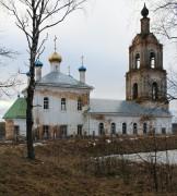 Клементьево. Николая Чудотворца, церковь