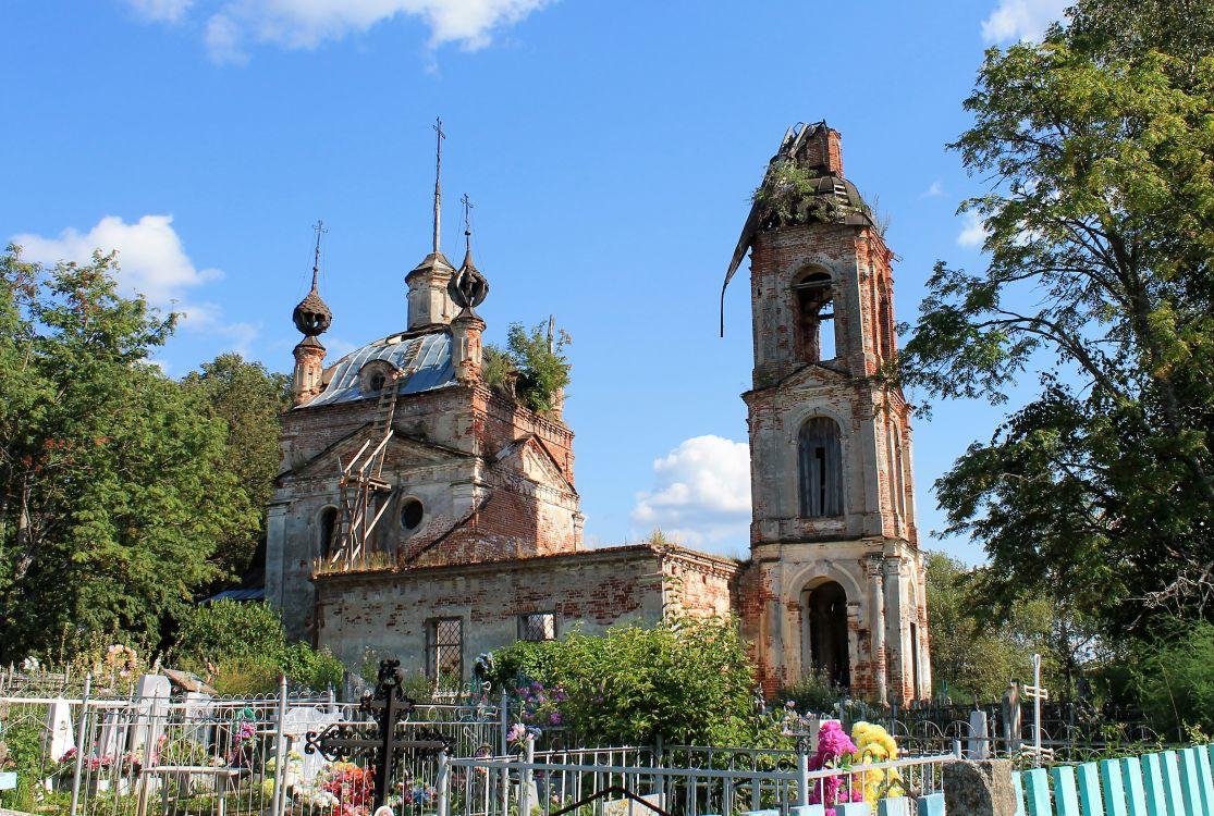 Церковь Успения Пресвятой Богородицы, Котово