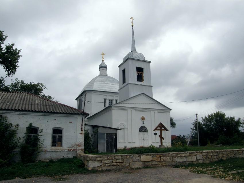 Церковь Михаила Архангела, Рогожино