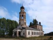 Церковь Иоанна Предтечи - Аксеновская - Лузский район - Кировская область