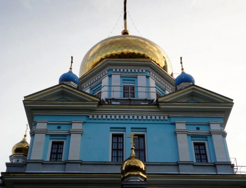 Церковь Казанской иконы Божией Матери, Краснообск