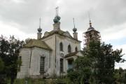 Поповка. Воскресения Христова, церковь