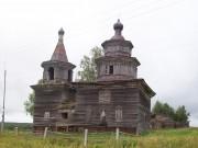 Часовня Николая Чудотворца - Кузьминская (Варжа) - Лузский район - Кировская область