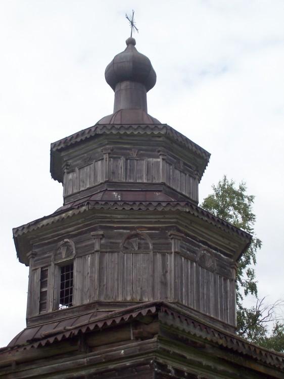 Часовня Николая Чудотворца, Кузьминская (Варжа)