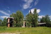 Церковь Троицы Живоначальной - Антипино - Лузский район - Кировская область