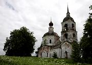 Церковь Положения Пояса Пресвятой Богородицы - Семёновское - Борисоглебский район - Ярославская область
