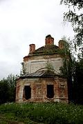 Церковь Зачатия Анны - Зачатье - Борисоглебский район - Ярославская область