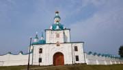 Енисейск. Спасо-Преображенский монастырь. Церковь Захарии и Елисаветы