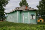 Церковь Воздвижения Креста Господня - Чухлэм - Сысольский район - Республика Коми