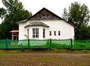 Енисейский район.  Подтесово.  Церковь Николая Чудотворца.  Фотография.