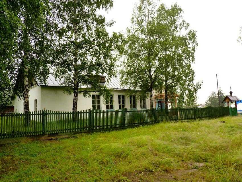 Подтесово, Церковь Николая Чудотворца, фотография.