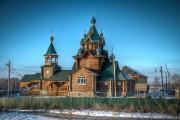 Челябинская область, г. Южноуральск, Южноуральск, Церковь Покрова Пресвятой Богородицы