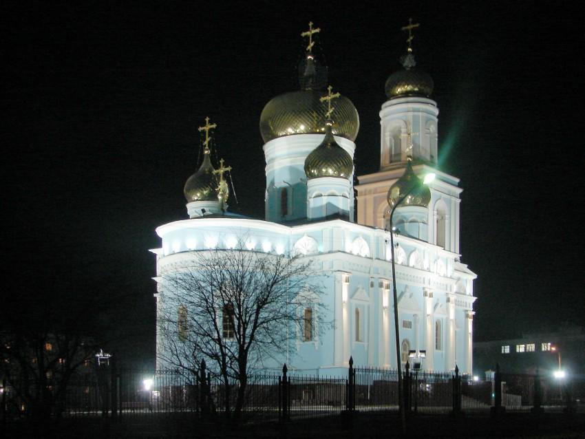 Церковь Максима Исповедника, Краснотурьинск