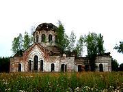 Церковь Троицы Живоначальной - Вагино, урочище - Белохолуницкий район - Кировская область
