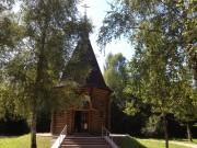 Часовня Воскресения Христова на территории бывшего концлагеря Дахау - Дахау (Dahau) - Германия - Прочие страны