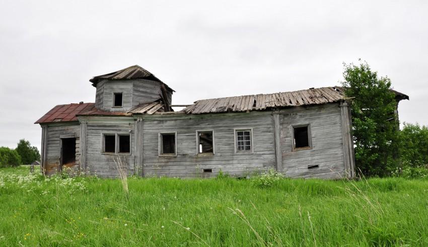 Церковь Успения Пресвятой Богородицы, Карельское (Корельское)