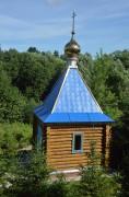Лакинск. Казанской иконы Божией Матери над святым источником, часовня