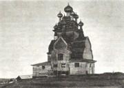 Подпорожье (Медведевская, Жеребцова Гора). Владимирской иконы Божией Матери, церковь