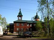 Церковь Зосимы и Савватия Соловецких - Няндома - Няндомский район - Архангельская область
