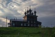 Церковь Сретения Господня - Абрамовская (Ниж.Малошуйка, Вачевская) - Онежский район - Архангельская область